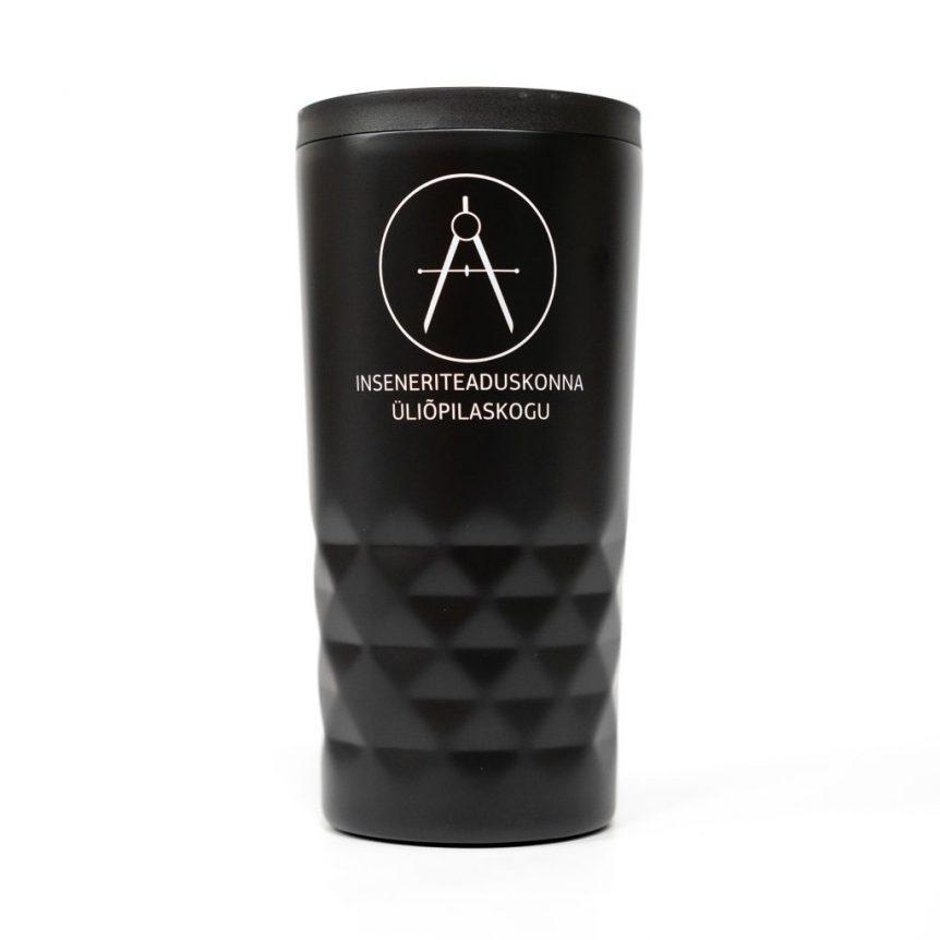 Markly siiditrükk - logo kandmine kohvitopsile